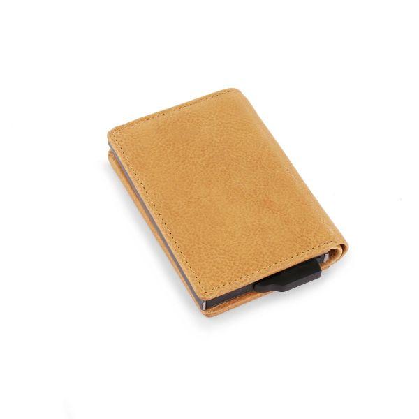 رونكاتو محفظة قابلة للطي من الجلد للرجال