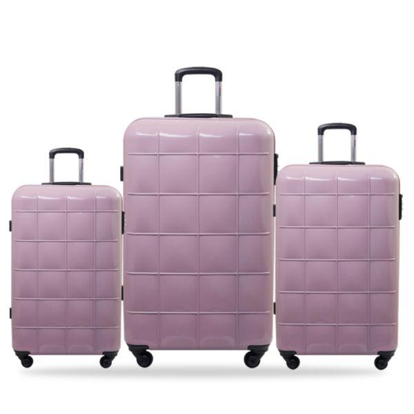 حقائب سفر 3 قطع ماركة ايكولاك