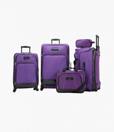 حقائب سفر 5 قطع ماركة سكاي وي